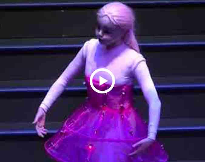 Trailer-Cendrillon de Maguy Marin, reprise au Théâtre des Champs Elysées - TRANSCENDANSES
