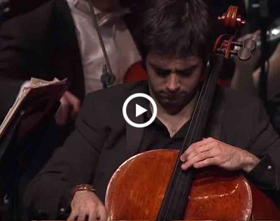 Antonín Dvořák. Cello Concerto in B minor, Op. 104 with the Mariinsky Orchestra conducted by Valery Gergiev Mariinsky II (St. Petersburg, Russia), on July 3, 2015.