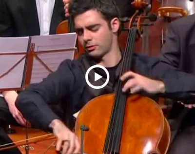 Piotr Illich TChaikovsky, Variations on a Rococo Theme, Op. 33, conducted by Zubin Mehta. Museo de Arte Reina Sofía (Madrid), 8th May 2016.