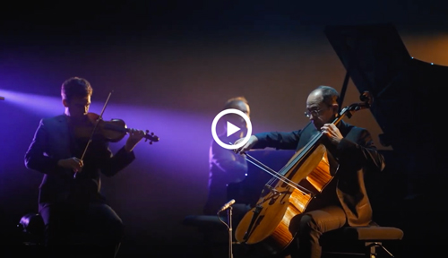 Beethoven - Trio Chausson - Trio op.70/1 « Les esprits » - III. Presto (teaser)