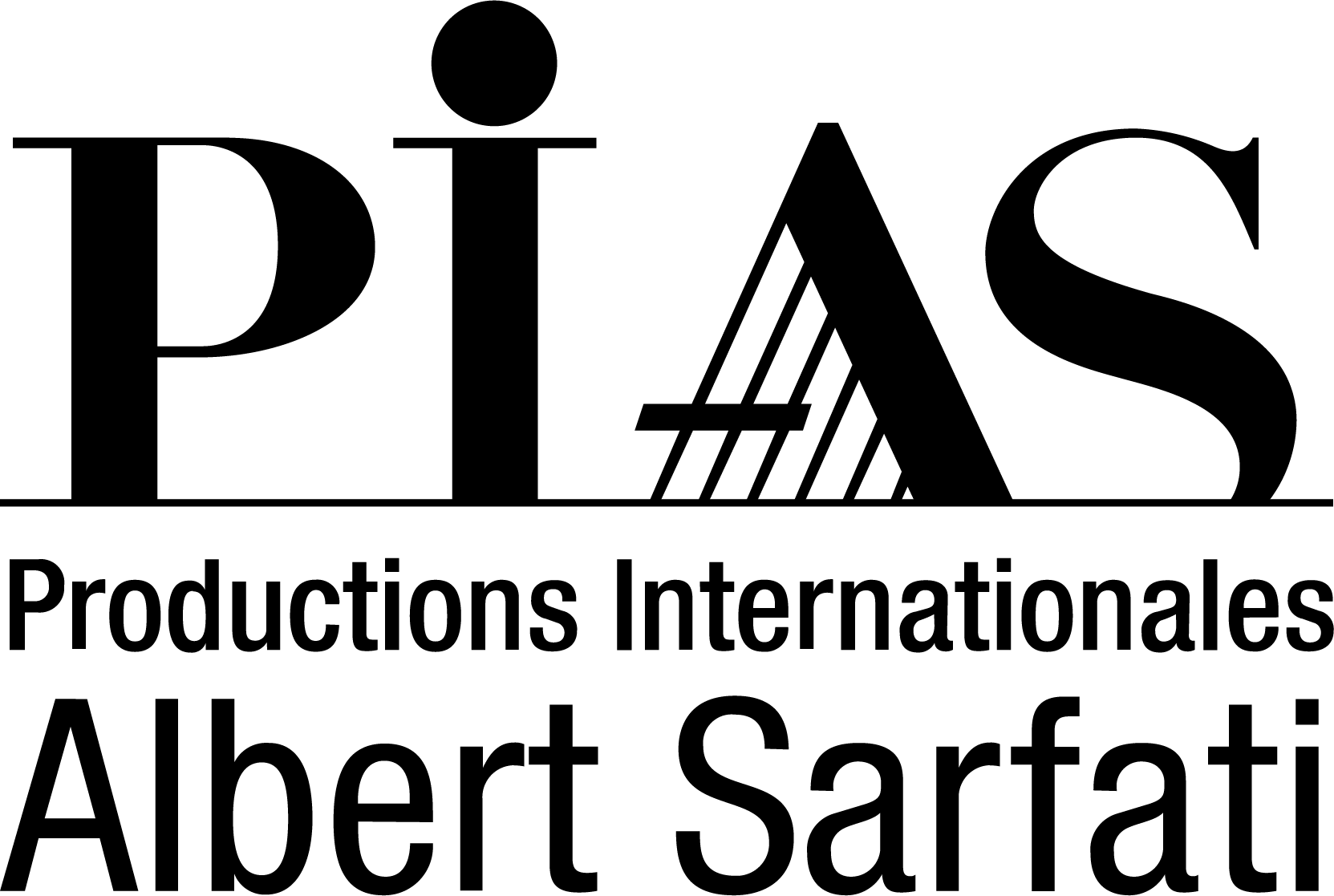 Productions Internationales Albert Sarfati Logo