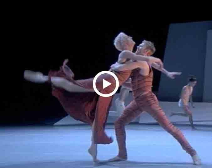 Teaser Ballet MC Daphnis et Chloe