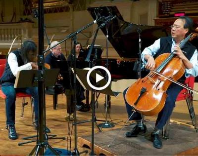 Brahms Piano Trio No. 3 in C Minor - Movement I