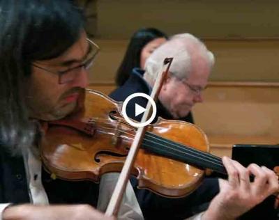 Brahms Piano Trio No. 2 in C Major - Movement III