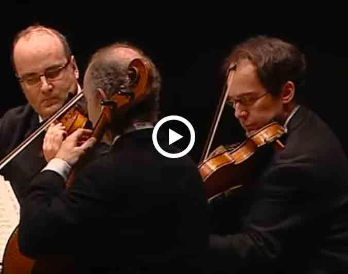 DA SILVA MIGUEL, ALTO, PIAS. Quatuor Ysaye, Schubert SQ No.8, D.112