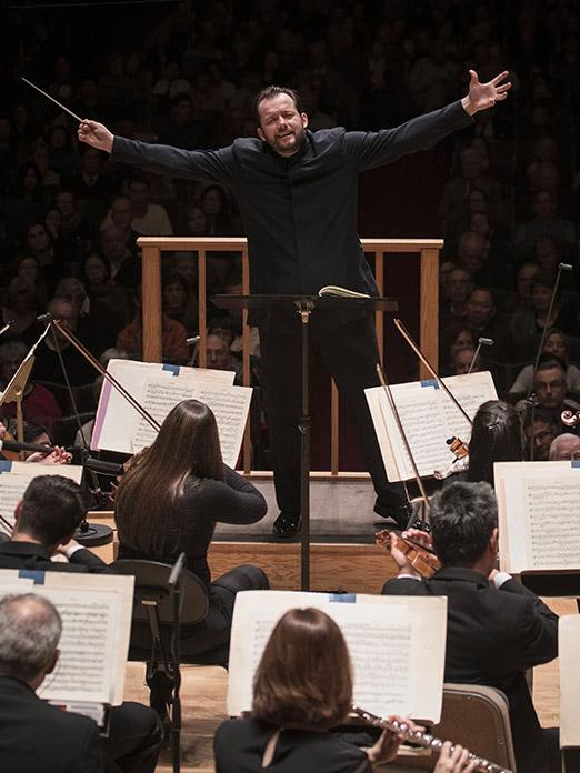 PIAS prod 18-19, Boston Orchestra Andris Nelsons; Photo ©Marco Borggreve